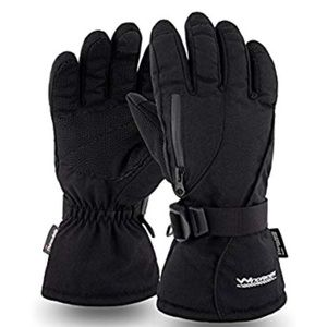 NWT Waterproof Winter Gloves, Touchscreen!